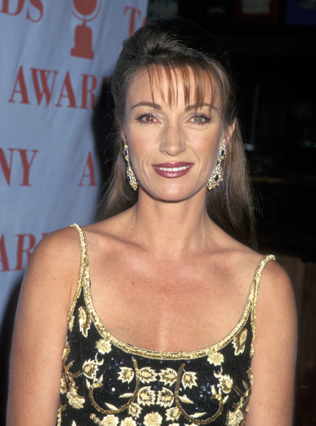 Presenter Jane Seymour