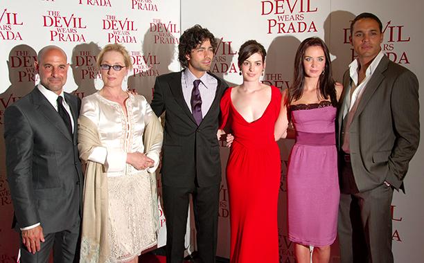 The 2006 'The Devil Wears Prada' Premiere