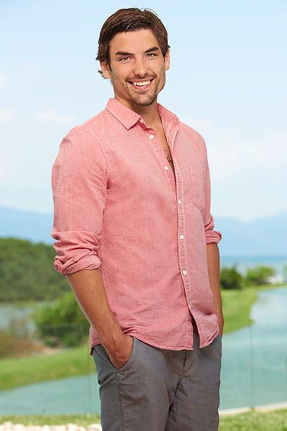 Jared Haibon From 'The Bachelorette,' Season 11