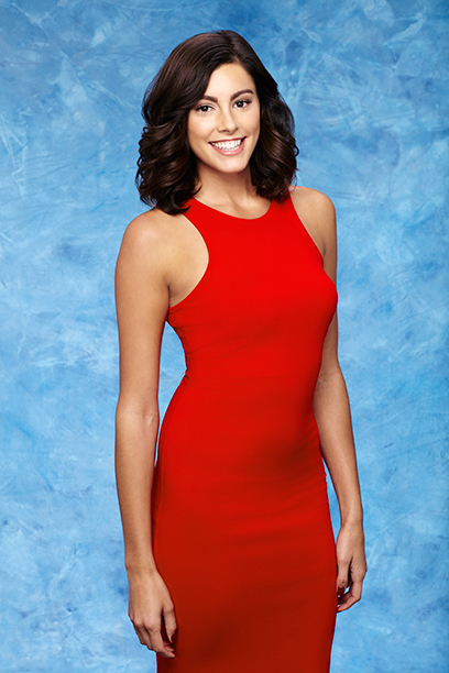 Lace Morris From The Bachelor, Season 20
