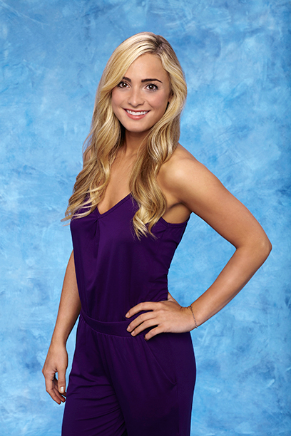 Leah Block From The Bachelor, Season 20