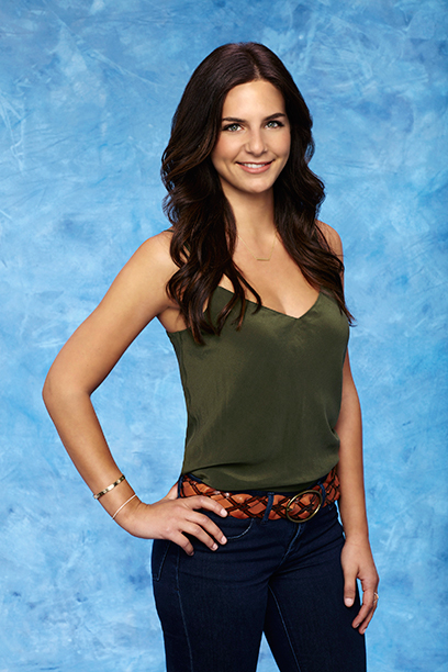 Izzy Goodkind From The Bachelor, Season 20