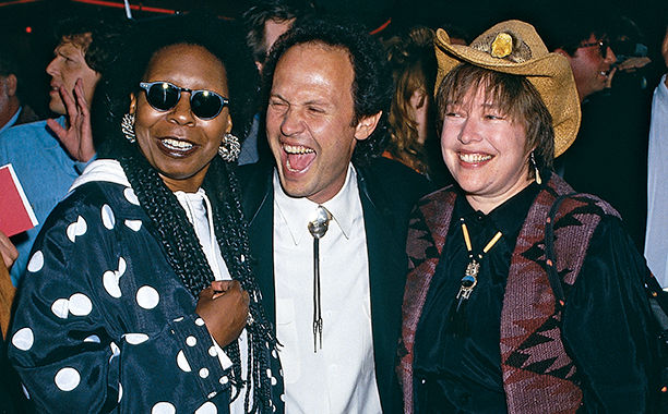 The 1991 'City Slickers' Premiere