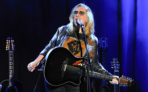 Melissa Etheridge, MEmphis Rock and Soul, Fall
