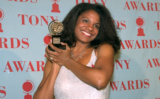 Best Featured Actress in a Play Winner Audra McDonald (Master Class)