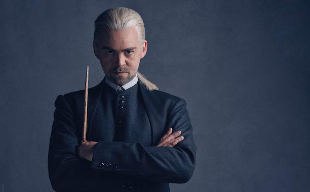 Alex Price as Draco Malfoy