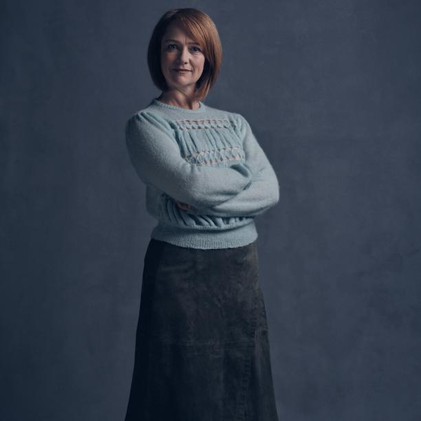 Poppy Miller as Ginny Potter