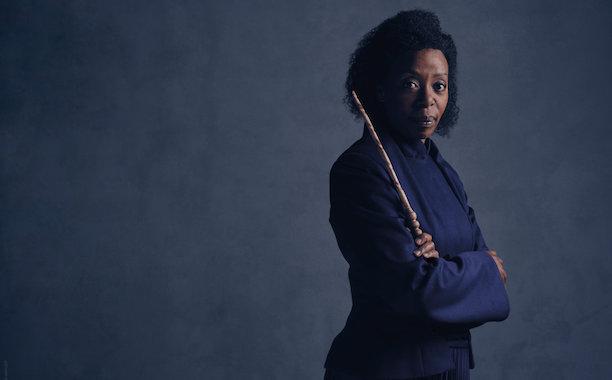 Noma Dumezweni as Hermione Granger