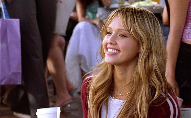 Jessica Alba as Jessica Alba in Season 1 (2004)