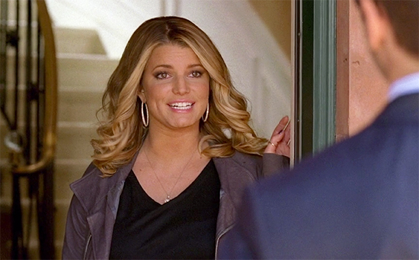 Jessica Simpson as Jessica Simpson in Season 7 (2010)