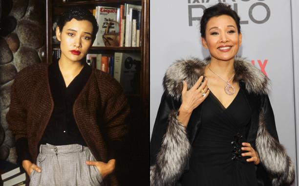 Joan Chen (Jocelyn Packard)