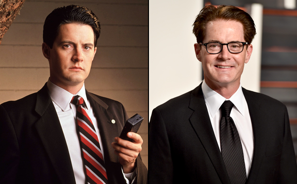 Kyle MacLachlan (Special Agent Dale Cooper)