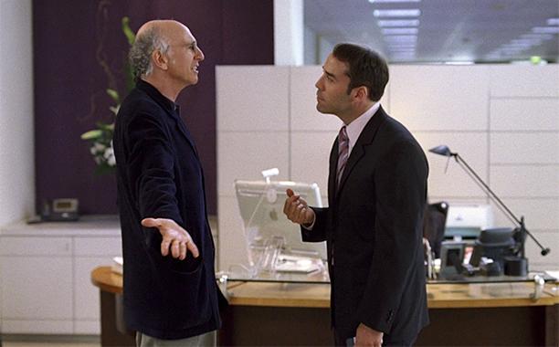 Larry David as Larry David in Season 1 (2004)