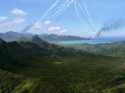 J.J. Abrams | Remote Tropical Island/Cradle of All That is Good If you're looking for an island adventure, have we got the place for you. It's so isolated…