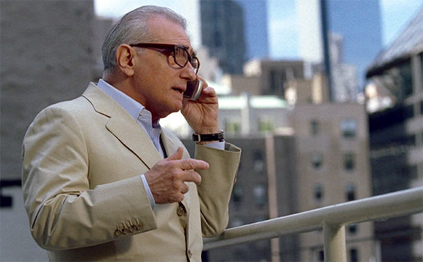 Martin Scorsese as Martin Scorsese in Season 5 (2008)
