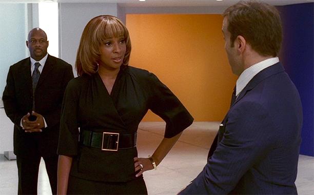 Mary J. Blige as Mary J. Blige in Season 4 (2007)