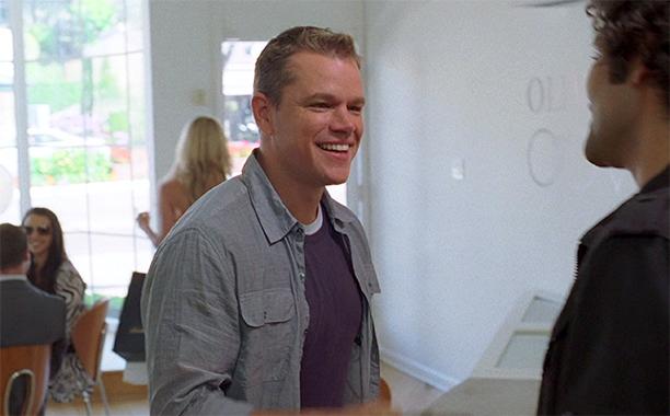 Matt Damon as Matt Damon in Season 6 (2009)