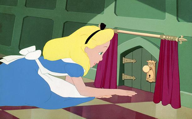 Alice in Wonderland: The Doorknob
