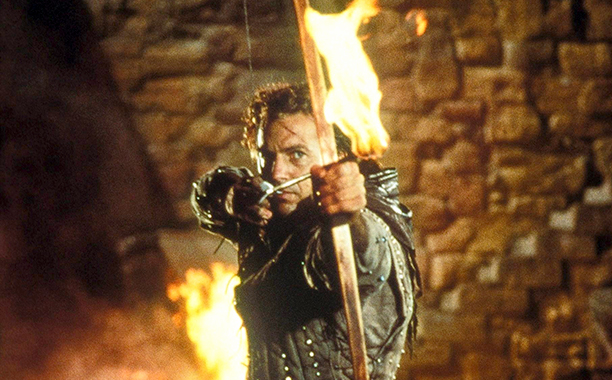 5. Robin Hood: Prince of Thieves (1991)