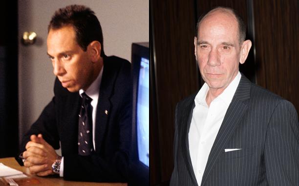 Miguel Ferrer (FBI Agent Albert Rosenfield)