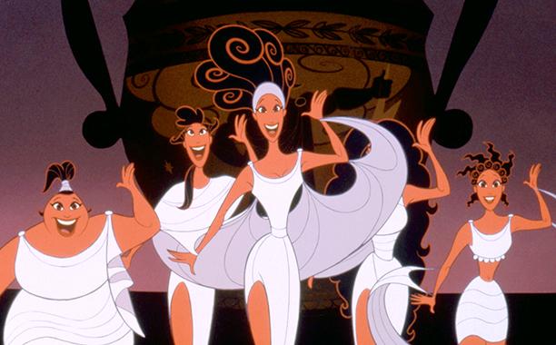 Hercules: The Muses