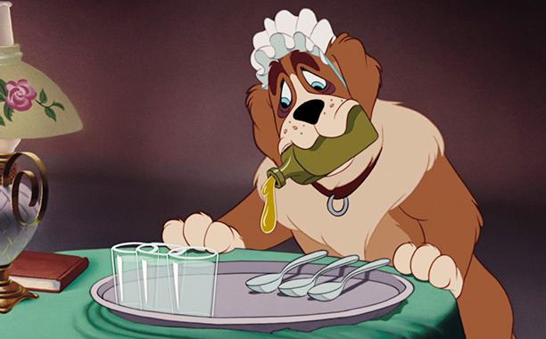 Peter Pan: Nana the Dog
