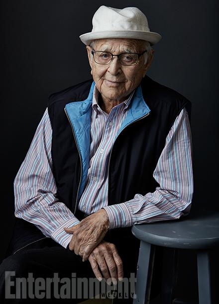 Legendary producer Norman Lear