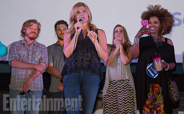 Connie Britton, who played Tami Taylor