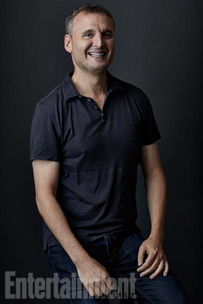 Everybody Loves Raymond executive producer Phil Rosenthal