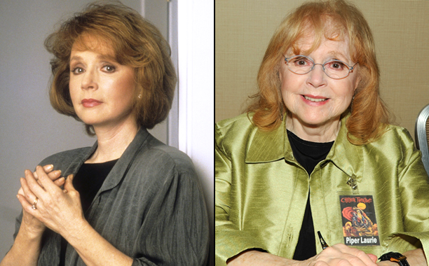 Piper Laurie (Catherine Martell)