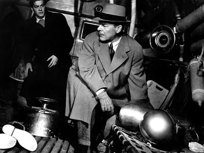 Brian Donlevy | Contrary to what Hollywood has taught us, aliens don't just attack the United States. This British horror pic (the X in the title was a…