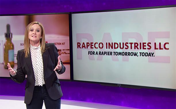 1. Rape kits