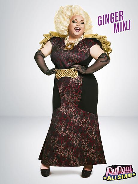 Ginger Minj (Season 7)
