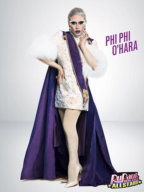 Phi Phi O'Hara (Season 4)