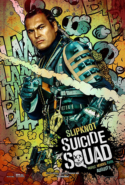 Adam Beach as Slipknot