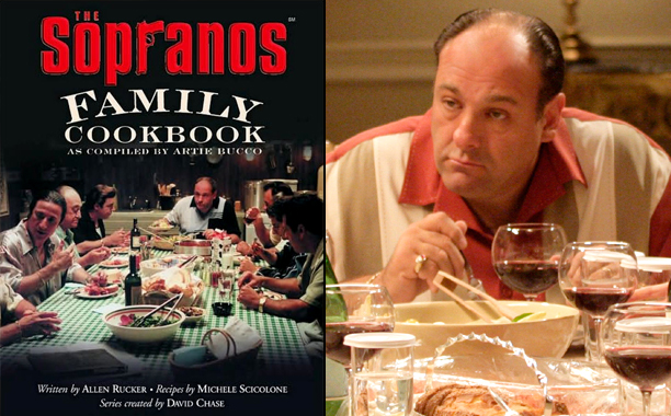 The Sopranos Family Cookbook by Artie Bucco