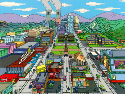 The Simpsons | Springfield, Midwest USA Come visit Springfield, an area as historically and geographically diverse as any in the U.S.! Do you enjoy the outdoors? Forget the…