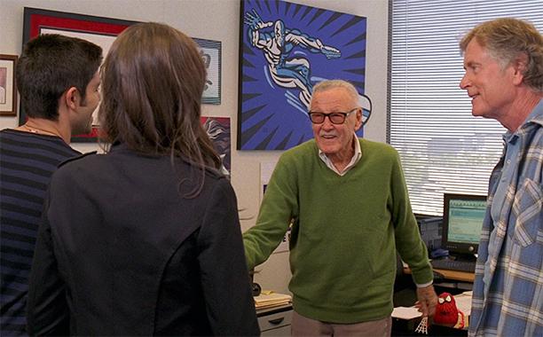 Stan Lee as Stan Lee in Season 7 (2010)