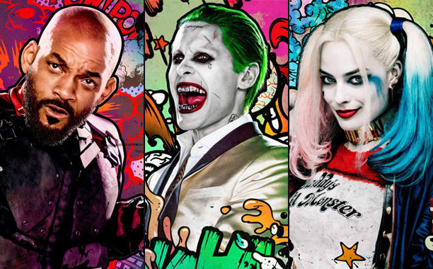 'Suicide Squad' Character Posters