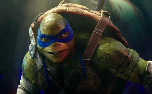 GALLERY: Animated Animals: ALL CROPS: TEENAGE MUTANT NINJA TURTLES: OUT OF THE SHADOWS screengrab