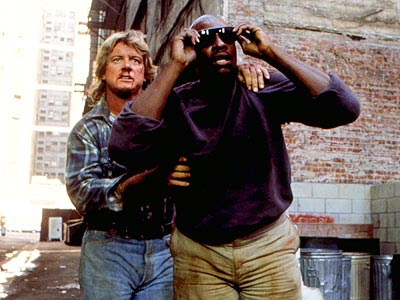 They Live, Keith David, ... | John Carpenter's bizarro political satire starts off with a conceit that's almost as frightening as it is funny: What if the world's leaders were all…