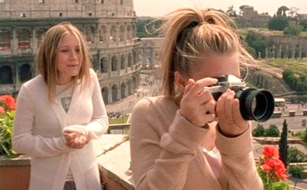 7. When in Rome