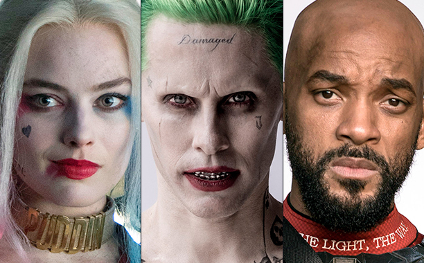 'Suicide Squad' Suits Up