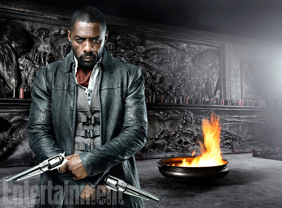 The Dark Tower Idris Elba On Stephen King S Gunslinger Ew Com