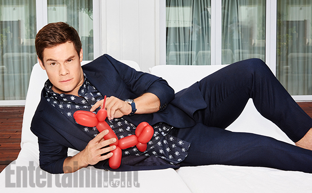 Adam Devine in 'Entertainment Weekly'