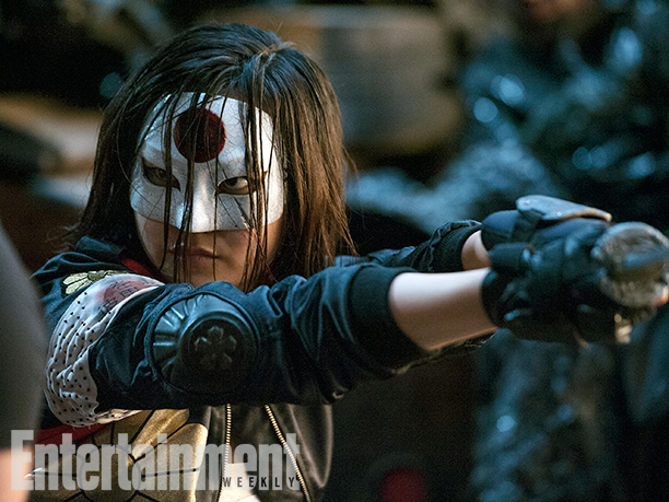 Karen Fukuhara as Katana