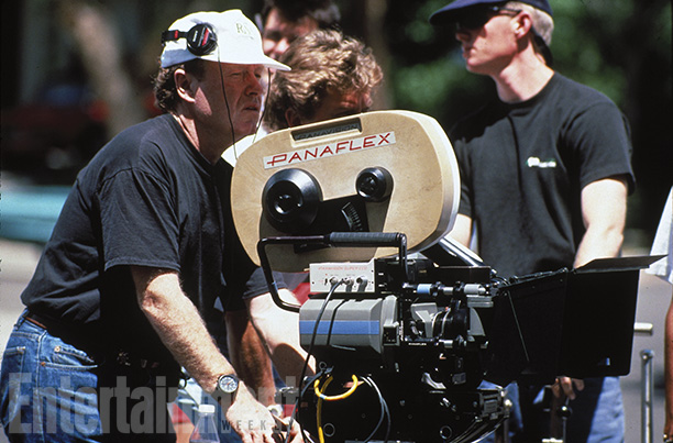 Ridley Scott Prepares For a Scene