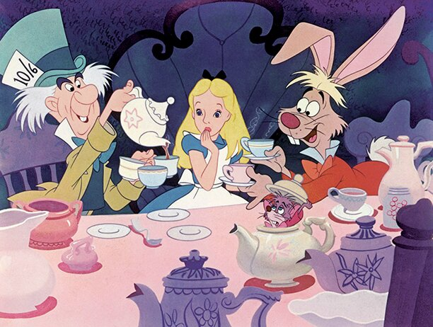 Alice in Wonderland: ranking the characters | EW.com