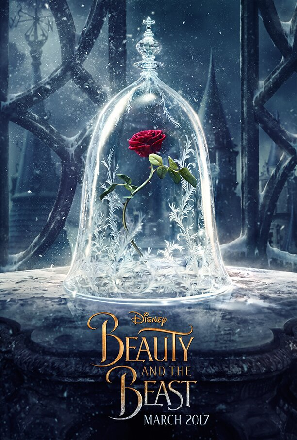 Beauty And The Beast Poster Has Flower Power Ew Com