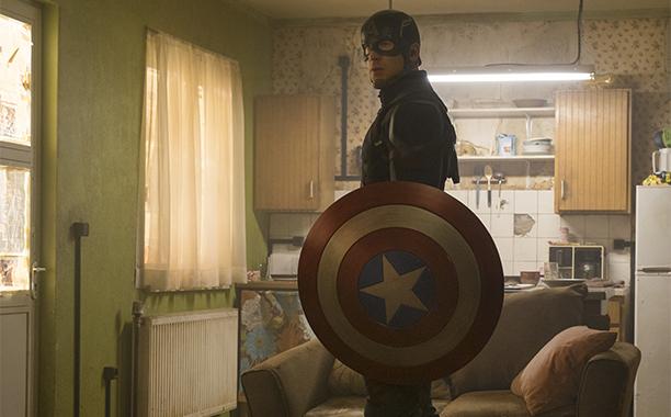 GALLERY: Best/Worst Movies of 2016: Captain America: Civil War (2016) Captain America (Chris Evans)